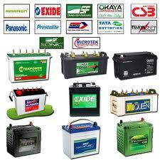 second hand car batteries